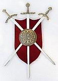 Escudo de Armas Gótico