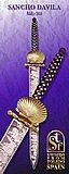 Espada de Sancho Dávila