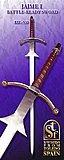 Espadón de batalla de Jaime I